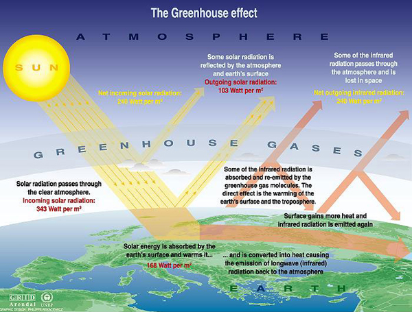 Greenhouse -effect