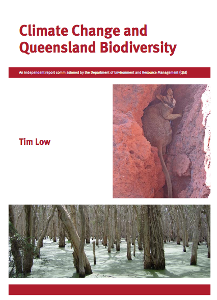 Climate change and Queensland biodiversity