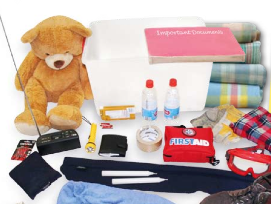 Prepare an evacuation kit harden up protecting queensland prepare an evacuation kit solutioingenieria Images