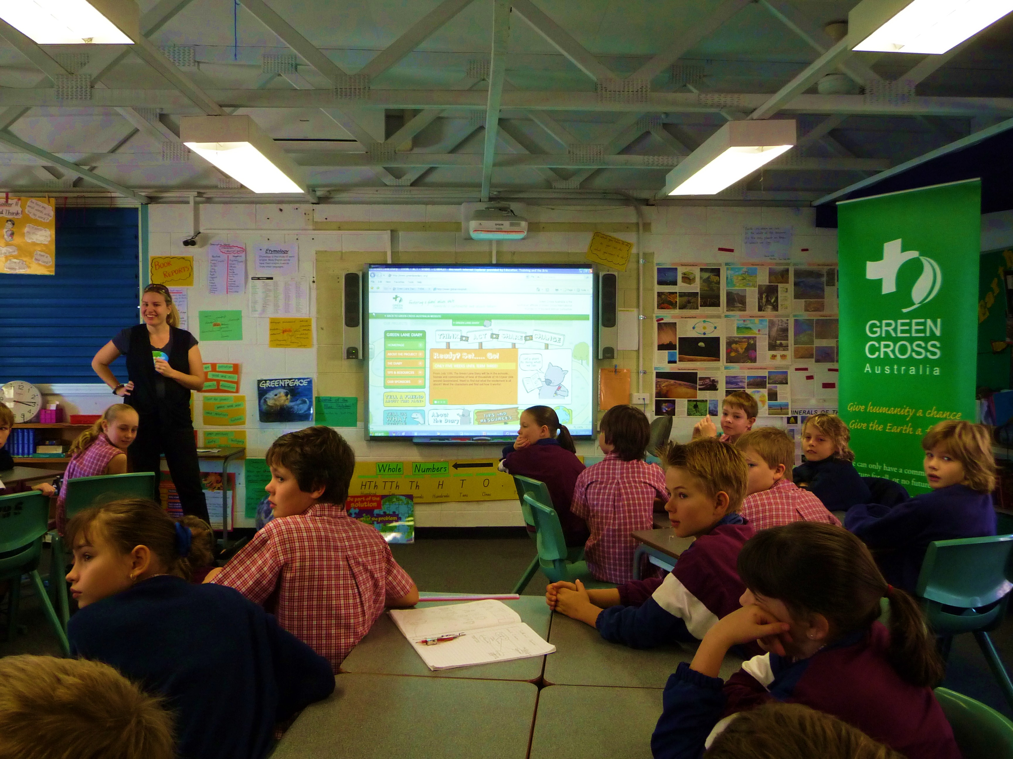 Classroom Decorations Australia : Ideas for your classroom harden up protecting queensland