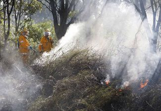 "Firies to Queenlanders: ""Get ready for busy bushfire season!"""