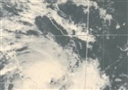 Cyclone Winifred, 1986: Satellite image